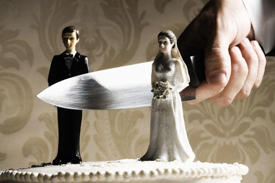 Развод супругов (расторжение брака)