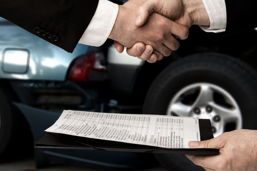 Возмещение ущерба автомобилю